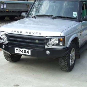 Discovery 2 Rock Bumper