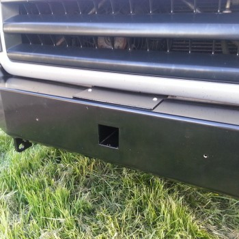 Non Facelift Rock Bumper with NAS Receiver