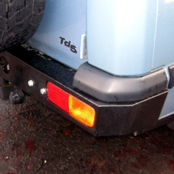 Discovery 2 Rear Bumper w/ Original Lights