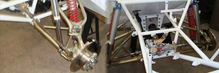 Racer Parts