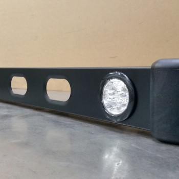 RS Defender Bumper with lights black