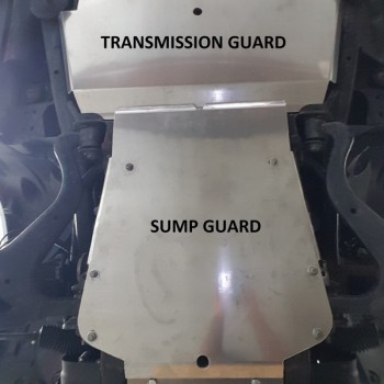 Transmission & Sump Guard